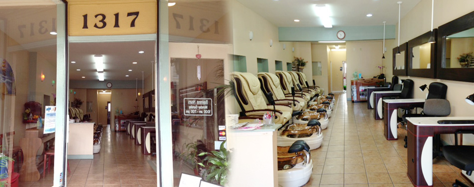 WELCOME TO CLASSY NAIL SPA